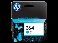HP 364 žydro (Cyan) rašalo kasetė