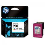 "HP 901 trijų spalvų (Tri-color) ""OfficeJet"" rašalo kasetė"