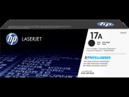 HP 17A LaserJet juoda (Black) tonerio kasetė