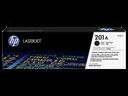 HP 201A juoda (black) tonerio kasetė
