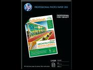"""HP A4 Professional blizgus """"LaserJet"""" nuotraukų popierius, 200gsm, 100 lapų (CG966A)"""
