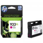 """HP 933XL didelės talpos rausvo (Magenta) """"OfficeJet"""" rašalo kasetė (CN055AE)"""