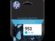 HP 953 melsvo (Cyan) rašalo kasetė