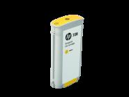 HP 728 originali geltono (Yellow) rašalo kasetė
