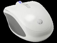 HP X3300 balta bevielė pelė (H4N94AA)