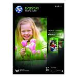 HP A4 Everyday pusiau blizgus nuotraukų popierius, 200gsm, 100 lapų (Q2510A)