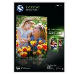 HP A4 Everyday pusiau blizgus nuotraukų popierius, 200gsm, 25 lapai (Q5451A)