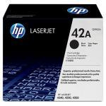 HP 42A LaserJet juoda (Black) tonerio kasetė (Q5942A)