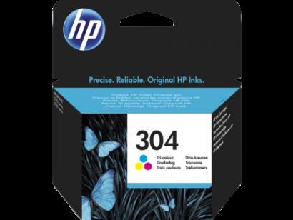 HP 304 Tri-color trijų spalvų rašalo kasetė