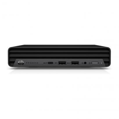 HP ProDesk 400 G6 DM, Intel® Core™ i5-10500T, 8GB, 256GB PCIe® NVMe™ SSD, Intel® UHD 630, Windows 10 Pro (Atnaujintas/Renew*) su 36 mėn. garantija