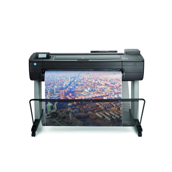 "HP Designjet T730 914mm (36"") plačiaformatis spausdintuvas"