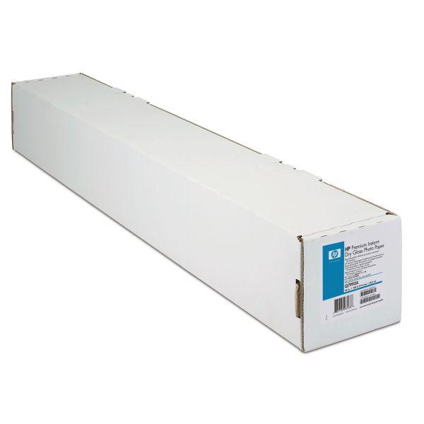 HP Premium Instant-dry Satin Photo Paper-1067 mm x 30.5 m